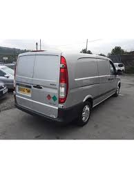 mercedes benz vito 2 1 115cdi extra long panel van 5dr 2 owner 2