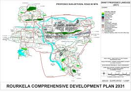 Abhanpur Master Plan 2031 Report Abhanpur Master Plan 2031 Maps by Rourkela Proposed Sub Arterial Road Lowcosthousing Online