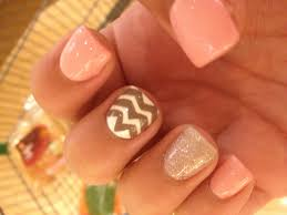 simplicity is the true elegance try these 10 cute and simple nail