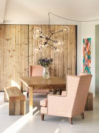 marvelous wingback chair in dining room eclectic with dining table