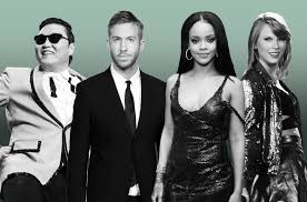 Youtube Com Let The Bodies Hit The Floor by Rihanna U0026 Calvin Harris Join Youtube Billion Club Here Are The 32