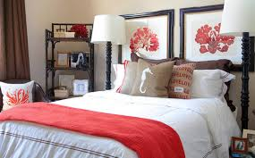 Red And Brown Bedroom Decor Bedroom Decorating Ideas That You Will Love Freshome Com