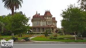 morey mansion haunted places redlands california 92373