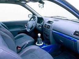 renault megane 2004 interior 3dtuning of renault sport clio v6 3 door hatchback 2003 3dtuning