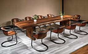 Wood Conference Table Catchy Solid Wood Conference Table Vintage Solid Wood Conference