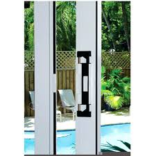 Upvc Sliding Patio Door Locks Security Bars For Sliding Glass Doors Custom Made To Best Fit