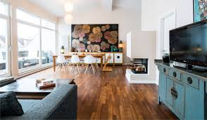 wohn esszimmer wohn und esszimmer mit anliegender küche woont your home