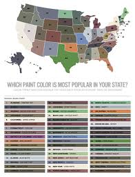 color trend analysis from behr paint reveals paint color
