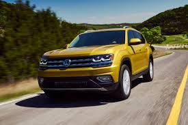 volkswagen van 2018 2018 volkswagen atlas suv pricing for sale edmunds