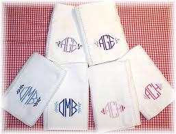 Monogram Baby Items Monogrammed Burp Cloths