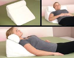 bed wedge pillow incline pillow for bed wedge pillow bed eurogestion co
