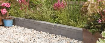 Patio Edging Options by Best Garden Edging Ideas Great Lowes Landscaping Edging Paulele