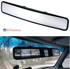 Best Place For Blind Spot Mirror Universal Rear View Mirror Ebay