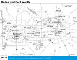 Map Dallas Printable Travel Maps Of Texas Moon Travel Guides