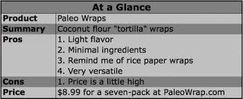 where to buy paleo wraps paleo wraps product review breaking