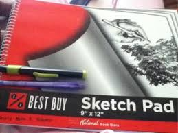 just bought this new sketch pad in national soo neww coverr