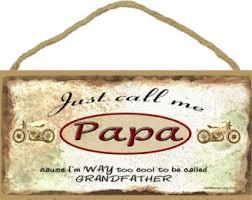 grandparent plaques papa plaque etsy