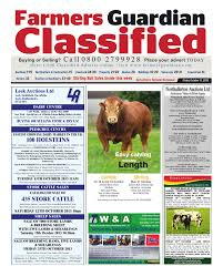 farmers guardian classified digital edition october 11th 2013 by