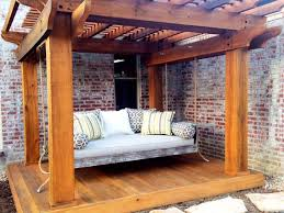 what if i don u0027t have a porch for my hanging bed swing vintage