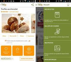 application recettes de cuisine les meilleures applications de recettes sur android androidpit