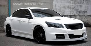 honda accord kit modified honda accord sedan turbocharged america version
