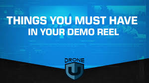 things you must have in your drone video demo reel youtube