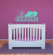 cowgirl wall decor choice image home wall decoration ideas lil cowgirl western with hat wall decals quotes vinyl sticker lil cowgirl western with hat wall