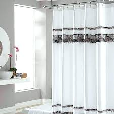 shower curtains 54 inch shower curtain bathroom decoration 54