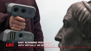 3d Home Design Software Portable Portable 3d Scanners Artec Laser Design Inc Youtube