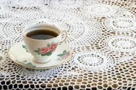 Crochet Table Cloth Crochet Round Tablecloth Patterns Lovetoknow