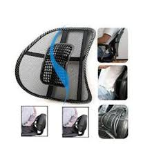 Lumbar Chair Acculiner Car Seat Chair Massage Back Lumbar Support Buy