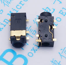 aliexpress buy hot gold plated 5mm 3 5mm tungsten 10pcs 311 4 5 pj 342 3 5mm 3 3pins gold plated stereo headphone
