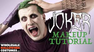 wholesale halloween com joker makeup tutorial wholesale halloween costumes blog