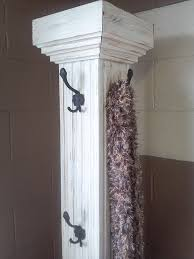 how to build a freestanding coat rack tradingbasis free standing