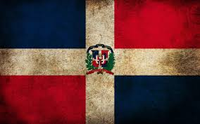 Dirty American Flag Best Of Dominican Republic Proudly Caribbean Global