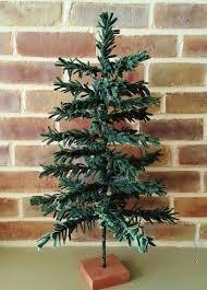 feather tree wool feather tree kit green white oak ridge designs 21