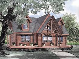 rustic log home plans snow lake rustic log cabin home plan 073d 0056 house plans and more