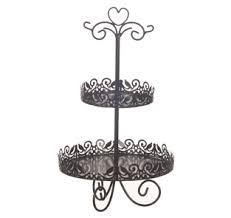 metal cake stand metal cake stands alternabrides