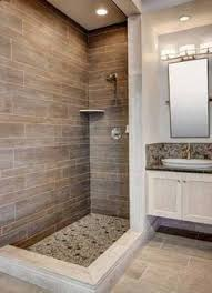 Bali Ocean Standing Pebble Tile Pebble Tile Shower Pebble Tiles - Shower backsplash