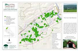 Map Of Bucks County Pa Jere Knight Hiking Trail On Fuller Preserve Bucks County Heritage