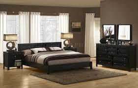 king size modern bedroom sets dark espresso finish modern bedroom set with platform bed