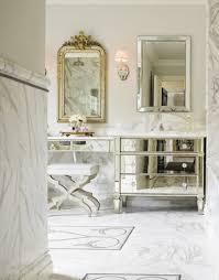 Mirror Vanity Bathroom Mirrored Bathroom Vanity Bathroom