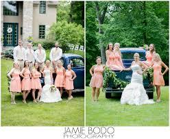 rustic country backyard wedding in pennsylvania jamie bodo