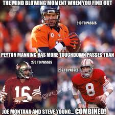 Peyton Superbowl Meme - nfl memes on twitter pretty sums up how great peyton manning is
