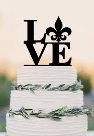 fleur de lis cake topper 121 best wedding cake topper images on cake wedding