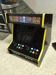 Bar Top Arcade Cabinet Raspberry Pi 3 Bar Top Arcade Album On Imgur