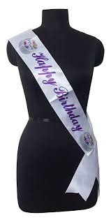 happy birthday sash buy atpata funky happy birthday sash online at low prices in india