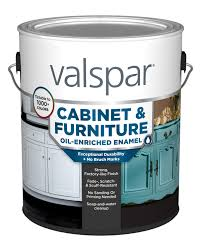 what type of paint brush for kitchen cabinets valspar cabinet and furniture enriched enamel