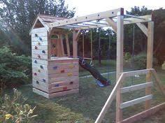 Small Backyard Swing Sets by 34 Free Diy Swing Set Plans For Your Kids U0027 Fun Backyard Play Area