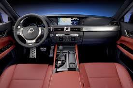 lexus sedan 2015 interior lexus gs photos and wallpapers trueautosite